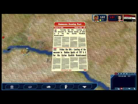 Geopolitical Simulator 4: Power & Revolution - Kurdish Syrian Rebels pt. 6