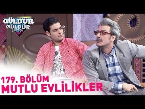 Güldür Güldür Show 179. Bölüm | Mutlu Evlilikler