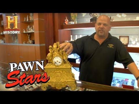 Pawn Stars: The Death Clock | History