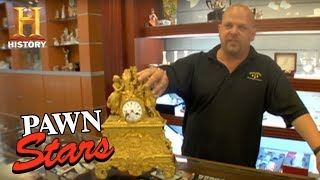 Pawn Stars: The Death Clock | History