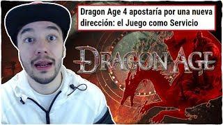 ¿DRAGON AGE 4 será un JUEGO como SERVICIO con ONLINE y MICROPAGOS?