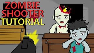 Zombie Shooter! So hab ichs gemacht