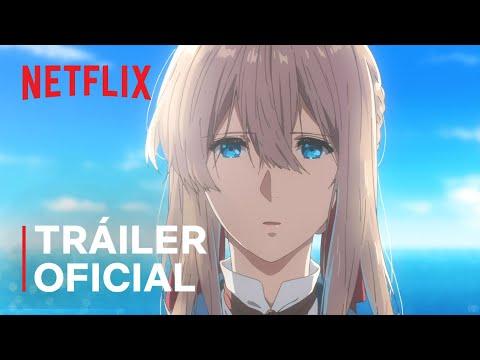 Violet Evergarden: La película | Tráiler oficial | Netflix