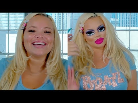 BRATZ DOLL Makeup Transformation Challenge! thumbnail