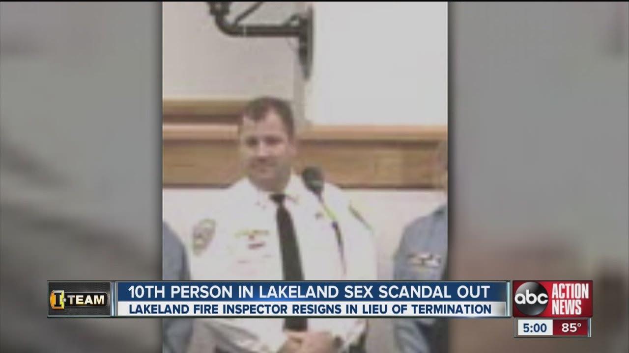 Employee resigns in Lakeland Police sex scandal
