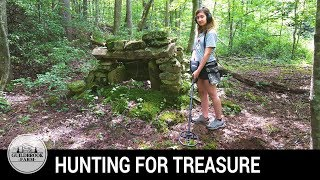Metal Detecting an Old 1800's Homestead. Will There Be TREASURE?