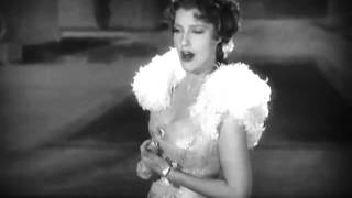 Jeanette Mac Donald sings the title tune from MGM's San Francisco (1936)