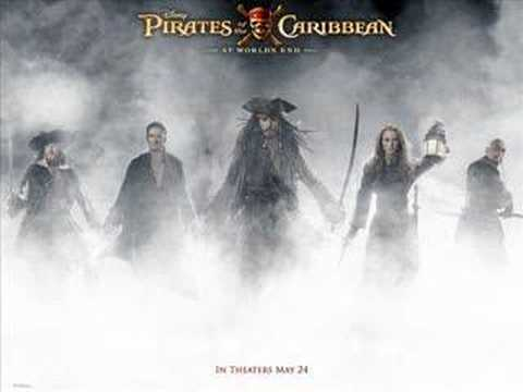 Pirates of the Caribbean 3  Soundtrack 05  Up Is Down