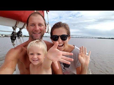 Sailing to Suriname - LIVE