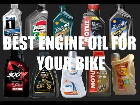 How to choose engine oil for bike hindi youtube for Who makes the best motor oil