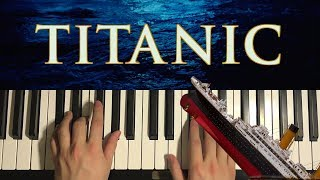 Baixar How To Play - Titanic - My Heart Will Go On (PIANO TUTORIAL LESSON)