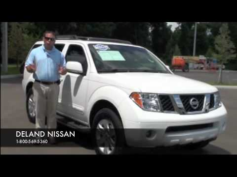 Used Nissan Pathfinder For Sale One Owner Loaded W015679a Youtube