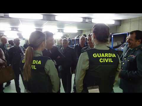 La Guardia Civil presenta nuevos medios materiales