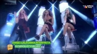 Vuelves (Live) - Sweet California