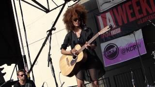 Andy Allo 0 LIVE HD (2014) Make Music Pasadena Festival