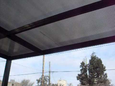 Construccion de techos modernisimos en cordoba argentina - Techos para garajes ...
