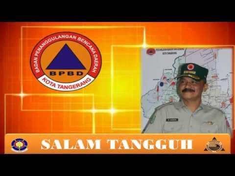 Mars BPBD Kota Tangerang - Mars Tangguh Bencana