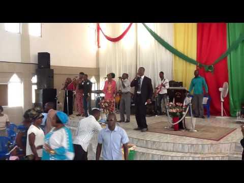 Pastor Nicki Bongo (Eglise Les Benis Cabinda)