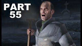 Grand Theft Auto 5 PART 55 Bury the Hatchet