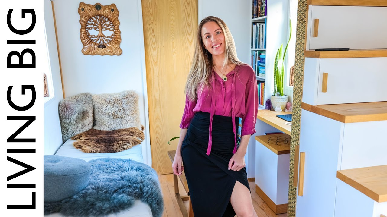 It's Time To Meet Rasa! ~ Behind The Scenes of Living Big in a Tiny House