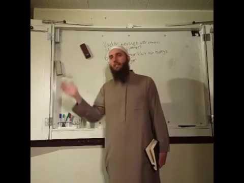 200 Frågor Om Islamiska Trosläran | del 5 | Abdullah as-Sueidi