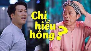 Hài Hoài Linh 2019 Chụy Hiểu Hông - Hoài Linh, Trường Giang, Long Đẹp Trai