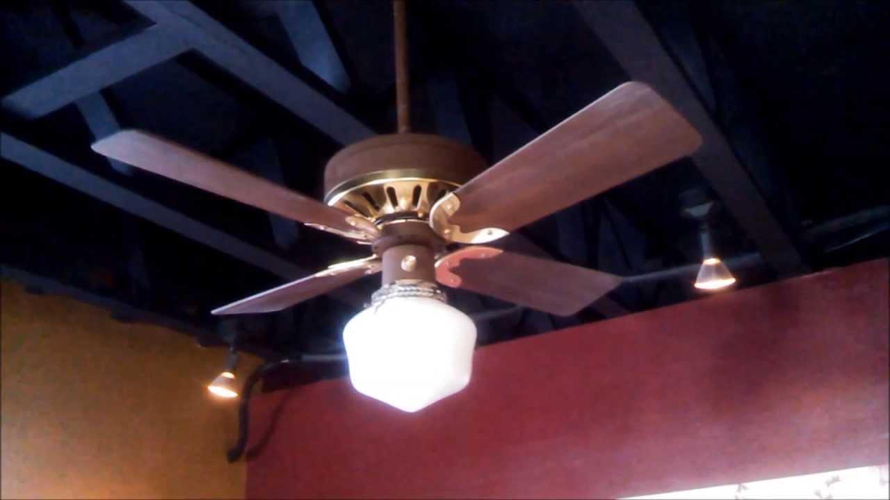 Fasco parlourfan 38 variable speed ceiling fan youtube fasco parlourfan 38 variable speed ceiling fan aloadofball Gallery