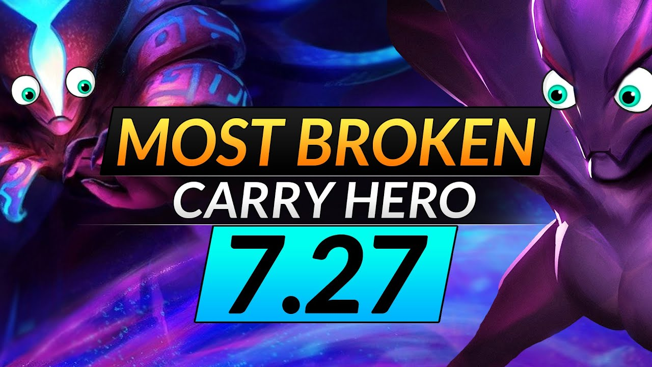 THE MOST BROKEN CARRY Hero in Patch 7.27: How to MASTER Spectre - Dota 2 Tips Guide