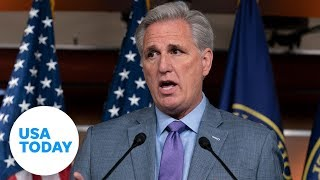 House Minority Leader Kevin McCarthy holds press conference (LIVE) | USA TODAY