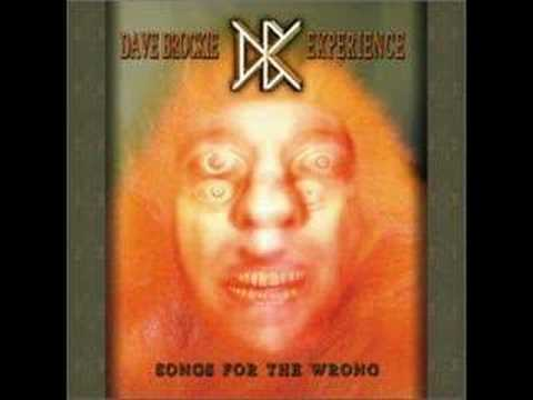 Dave Brockie Experience - Slips of Paper