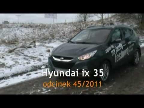 Hyundai ix35 udany europejski.... koreaczyk