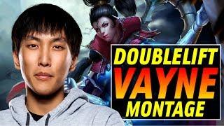 Doublelift Montage - THE VAYNE MECHANICS   League of Legends thumbnail