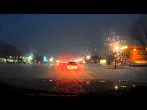Metro Detroit Snow Storm, 2/1/2015