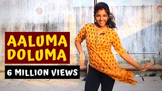 aaluma doluma the crew dance company choreography vedalam dance cover lip dub