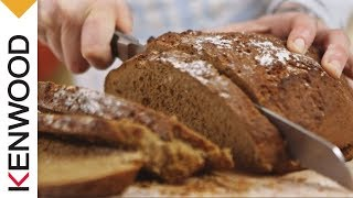 Russian Rye Treacle Bread | Kenwood Titanium | Recipe Thumbnail
