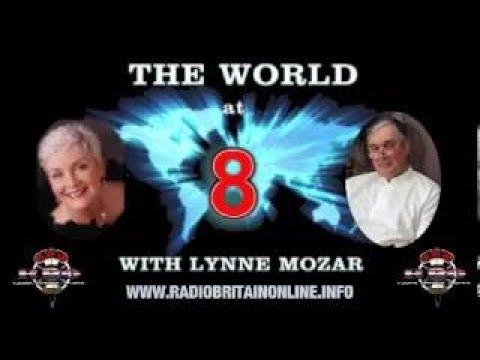 World at 8 Monay 10 2017