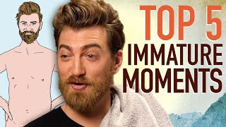 Top 5 Most Immature Moments