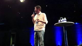 InterCon 2011 - Michel Lent fala sobre o Apps4Kids