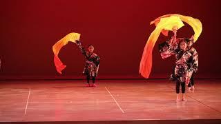 1-12 ダンス&バレエクラス「華志の舞」WAVE STUDIO+ 2020 recital