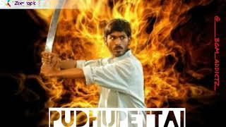 pudhupettai 2 movie (moorthi kill) mass climax bgm ||bgm world||