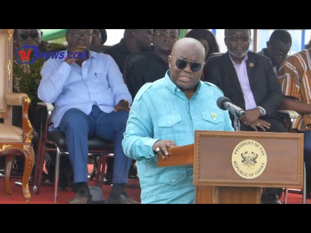 NANA ADDO FULL SPEECH AT THE LAUNCH OF DRONE MEDICAL DELIVERY CENTRE, MPANYA