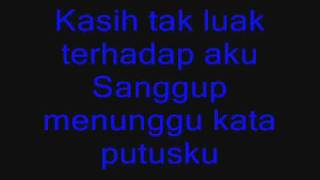 Ukays - Di Sana Menanti Di Sini Menunggu with lirik MP3