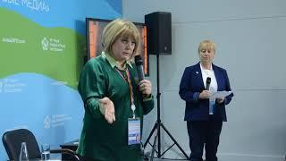 """Элла Памфилова: """"Пусть Валерий Сараев подаст на меня в суд, я буду только рада"""""""