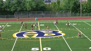 Acton Boxborough Varsity Field Hockey vs CC 9/5/17