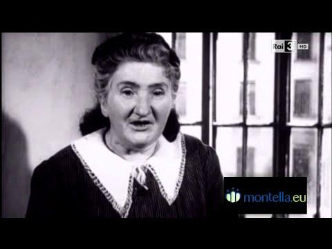 La Saponificatrice Leonarda Cianciulli nel Manicomio giudiziario di Aversa (1950)