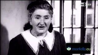 Leonarda Cianciulli (La Saponificatrice) nel Manicomio giudiziario di Aversa (1950)