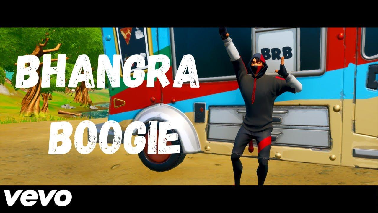 BHANGRA BOOGIE- Remix (Official Fortnite Music Video)