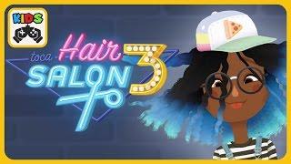 Toca Hair Salon 3 * Играем в парикмахера в игре для детей от Toca Boca * iOS | Android геймплей