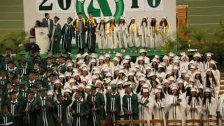 """Aiea High School Class of 2016 """"Keep Your Head Up"""" by Andy Grammer"""