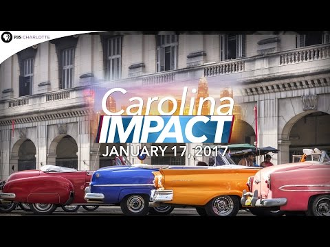 Carolina Impact - Destination: Cuba